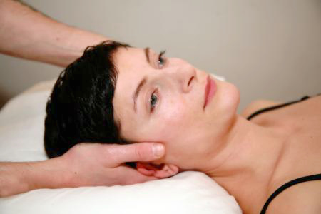 osteopathic treatment neck
