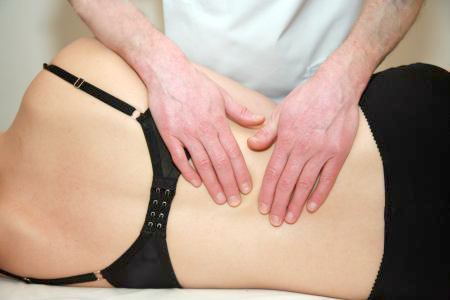 osteopathic treatment spine